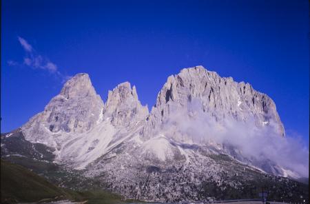[Trentino, Dolomiti, Val di Fassa, Gruppo di Sella: Terza Torre di Sella]