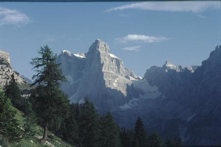[Trentino, Dolomiti: Crozzon di Brenta]