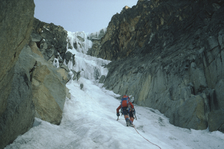 [Viaggio in Kenya: Monte Kenya, Diamond Couloir e Head Wall]