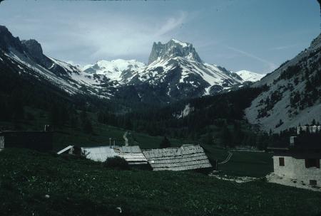 [Piemonte, Val di Susa: Rocche dei Serous e Parete Croz del Rifugio, Thabor]