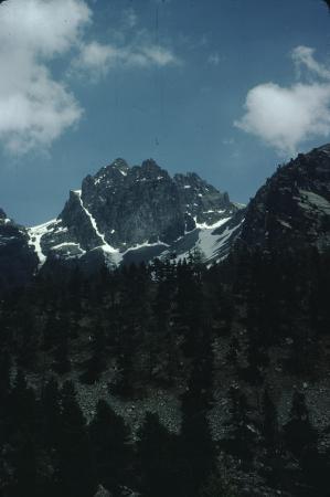 [Francia, Alpi del Delfinato: Meije, Couloir du Z]