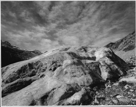 Valle Gesso: vicino al lago Sella