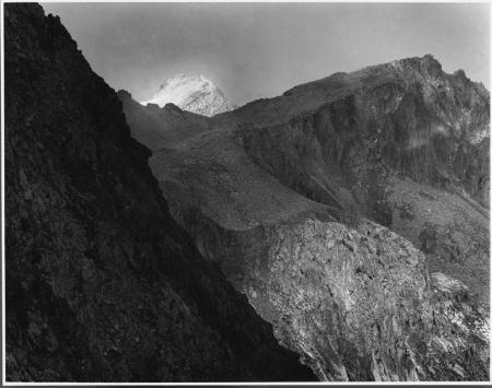 Valle Gesso: vista dal Colle di Fremamorta