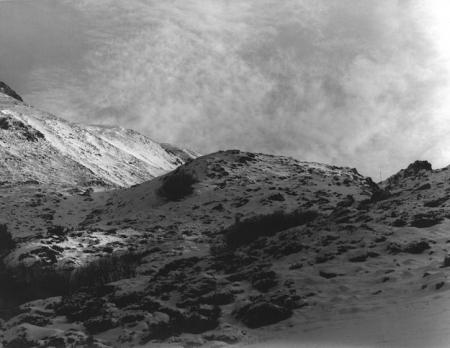 Valle Pesio: vicino al rifugio Garelli