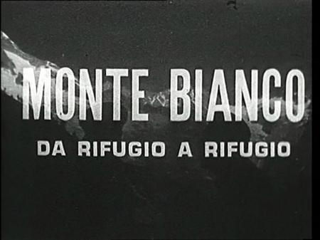 MONTE BIANCO DA RIFUGIO A RIFUGIO