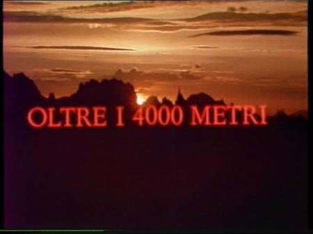 IL MONTEBIANCO - LE CELEBRI VIE SVIZZERE OLTRE I 4000 METRI