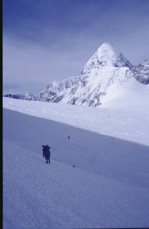 [Viaggio in Nepal: Everest anticima ovest, Colle di Lolà, Pumori]