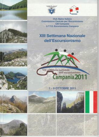 13. Settimana nazionale dell'Escursionismo