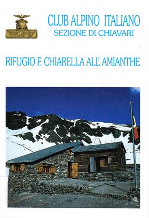 Rifugio F. Chiarella all'Amianthe