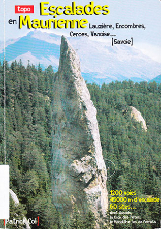 Topo escalades en Maurienne