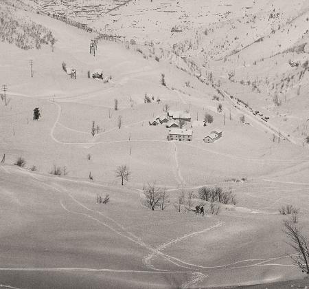 La via dell'Alpe