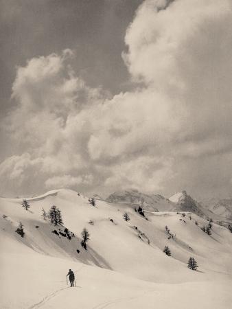 Aprile alpino. [Triplex]