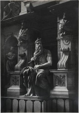 [Roma. Mosè a San Pietro in Vincoli]