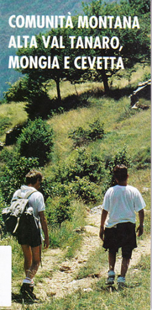 Comunità montana Alta Val Tanaro, Mongia e Cevetta