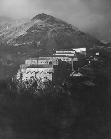 Album fotografico della campagna Alpi Occidentali, fronte franco-italiano