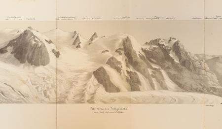 Panorama des Triftgebiets