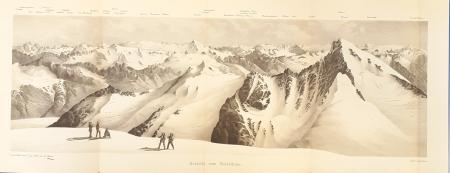 Aussicht vom Studerhorn