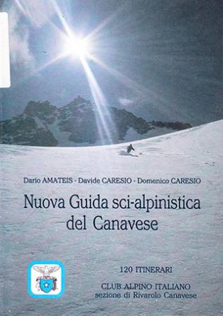 Nuova guida scialpinistica del Canavese