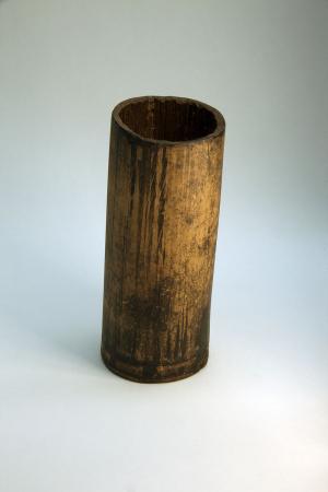 Vaso di bambù