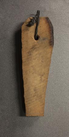 Prototipo di cuneo in legno