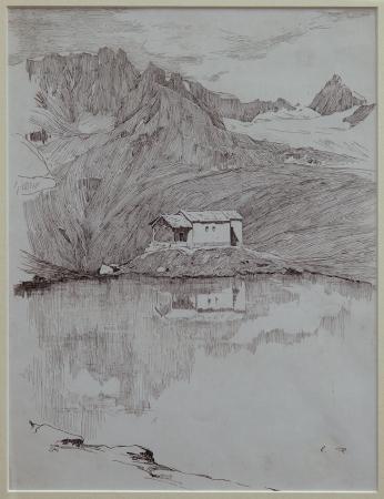 [Il Lago Nero (Schwarzsee)]