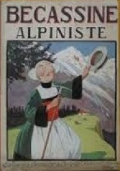 Bécassine alpiniste