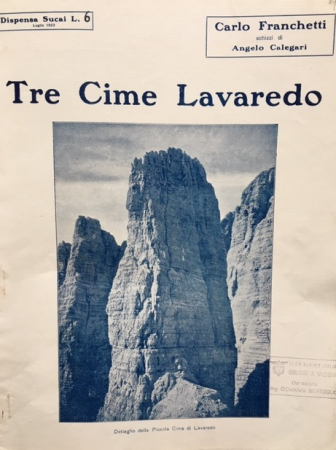Tre cime Lavaredo