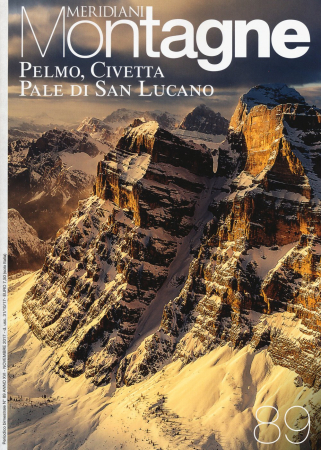Pelmo, Civetta, Pale di San Lucano