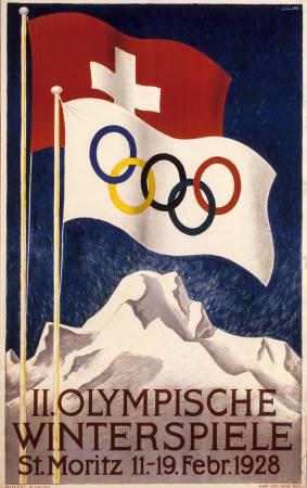 II Olympische winterspiele