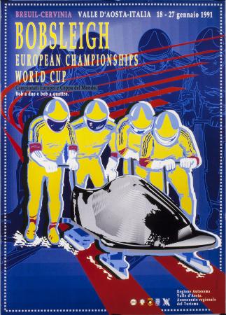 Bobsleigh european champioship world cup