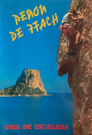 Guia de escalada del Peñon de Ifach