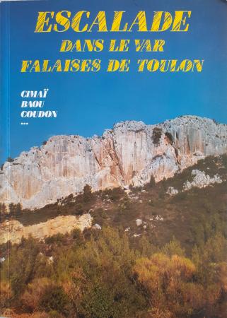 Escalade dans le Var, falaises de Toulon