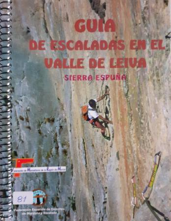 Guia de escaladas en el Valle de Leiva