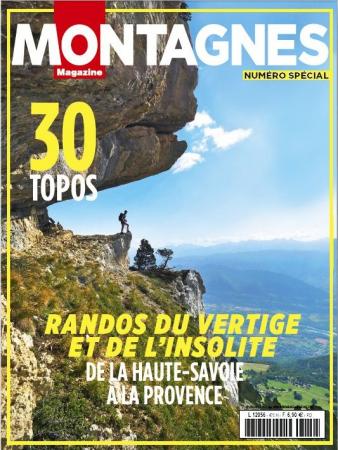 Spécial randos du vertige et de l'insolite, de la Haute Savoie à la Provence