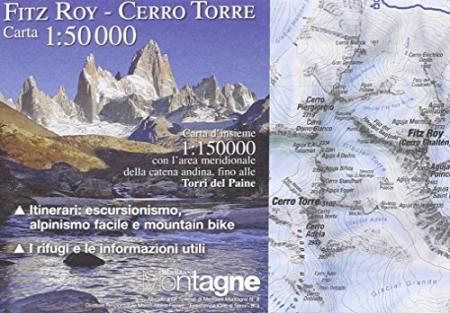 Fitz Roy-Cerro Torre