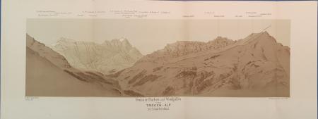 Grosser Ruchen und Windgällen von Trogen-Alp im Schächenthal