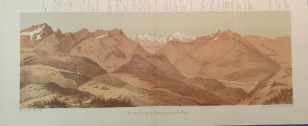 Von der Pointe de Chamossaire, 2118 Meter
