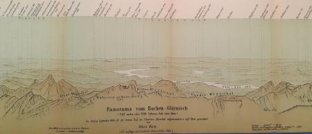 Panorama vom Ruchen-Glärnisch
