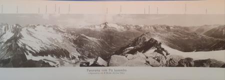 Panorama vom Piz Lucendro