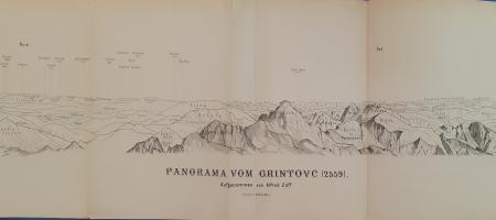 Panorama vom Grintovc (2559)