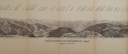 Panorama vom Mölbegg