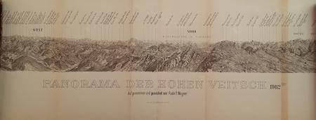 Panorama der Hohen Veitsch