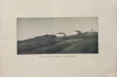 L'Osservatorio astronomico di Pino Torinese