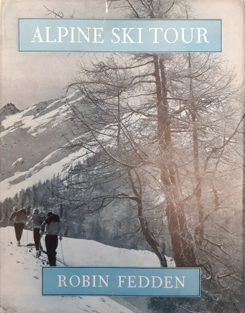 Alpine ski tour