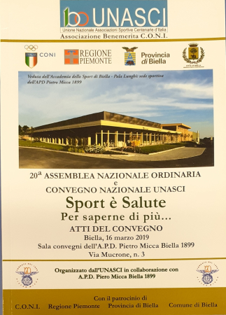 20. assemblea nazionale ordinaria e convegno nazionale UNASCI