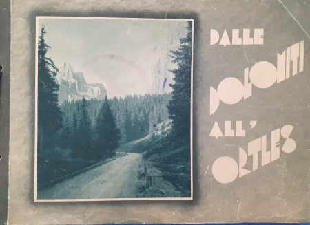 Dalle Dolomiti all'Ortles