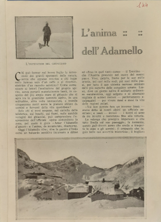 L'anima dell'Adamello