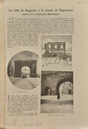 La città di Augusto e il monte di Napoleone