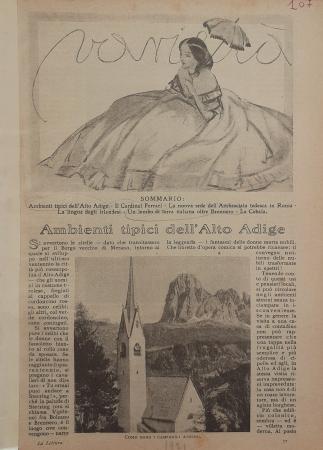 Ambienti tipici dell'Alto Adige