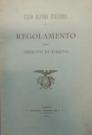 Regolamento della Sezione di Torino